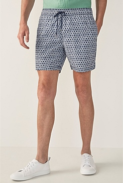 Honeycomb Swim Short