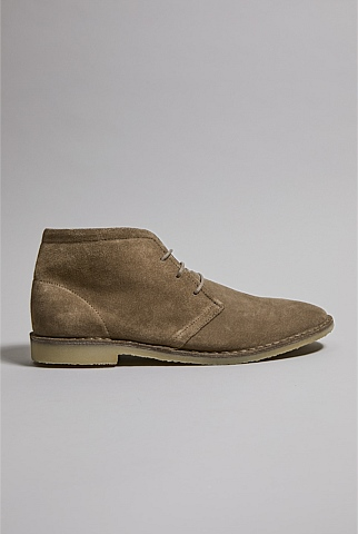 Pierce Suede Desert Boot