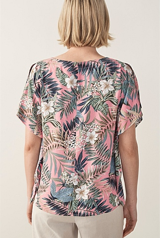 Island Tropical Top