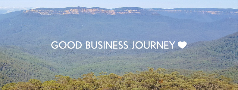 Behind The Brand - Sustainability - The Good Business Journey