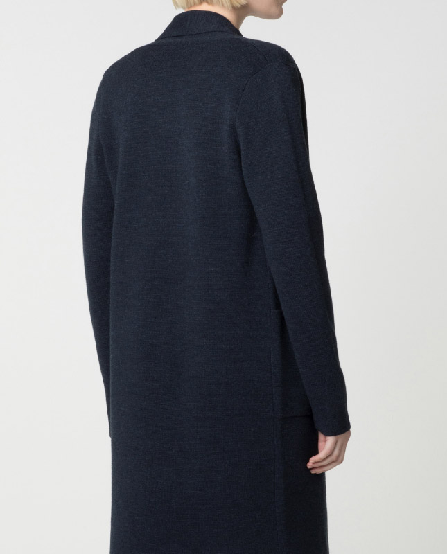 The Sound Investment - Longline Milano Cardigan