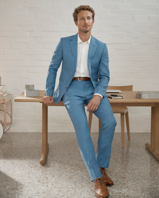 The Focus - Spring Suiting
