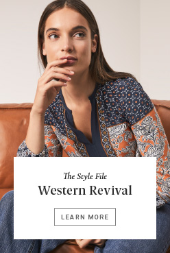 The Focus - Western Revival. Learn More