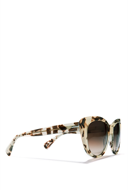 Acetate Cannes Cateye Sunglasses